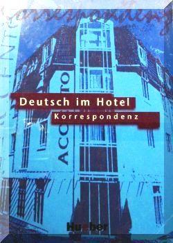 Deutsch im Hotel – Korrespondenz Lehrbuch