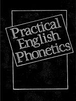 Практическая фонетика английского языка. Учебное пособие