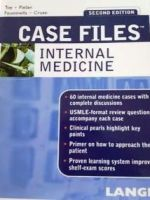 Case Files. Internal Medicine. 2nd Edition