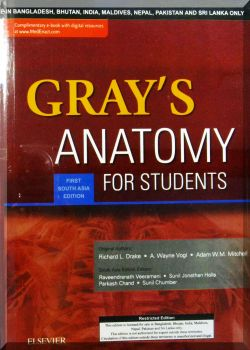 Gray s Anatomy for students. 3-Ed