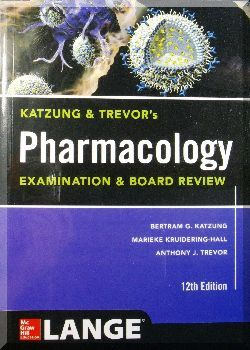 Pharmacology Examination and Board Review
