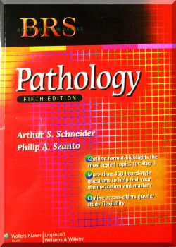 BRS Pathology. 5th ed.