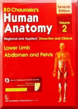 BD Chaurasia,s Human Anatomy