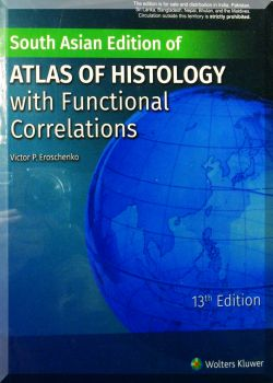 Atlas of Histologywith functional correlations. 13-Ed