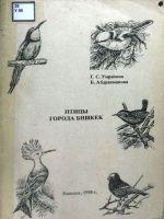Птицы города Бишкек